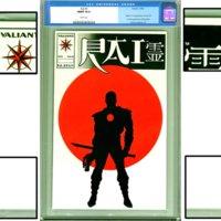CGC 10.0 Rai #0 (1992)