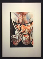 X-O Manowar Volume #3 Issue #11 Original Cover Art by Cary Nord